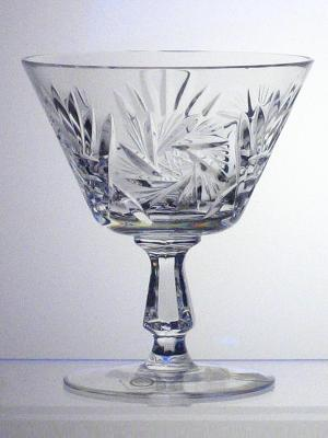 The Crystal Connection Stemware Identification Pictures Unique Crystal Patterns Identification